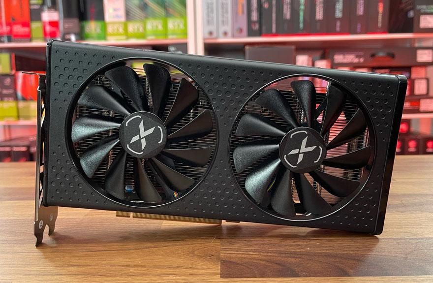 XFX RX 6600 Swift 210 11