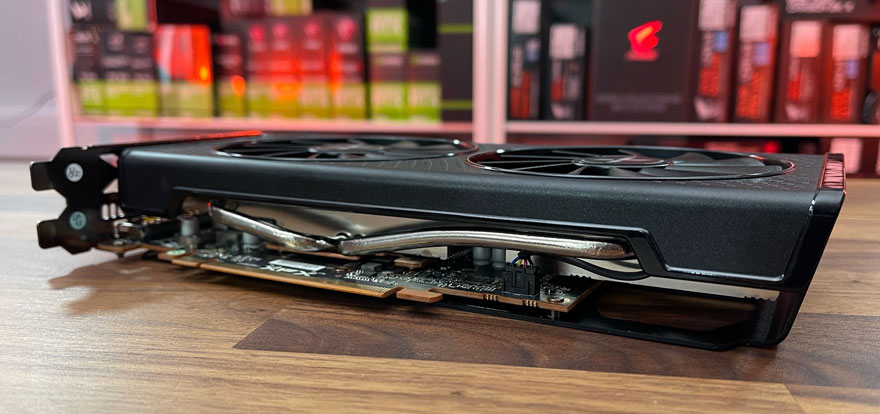 XFX RX 6600 Swift 210 6