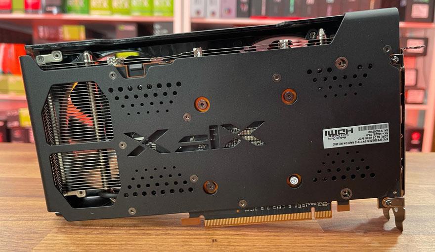 XFX RX 6600 Swift 210 7