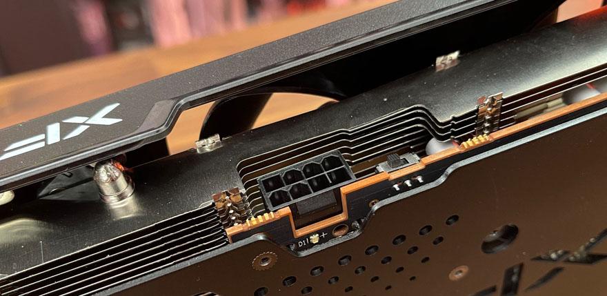 XFX RX 6600 Swift 210 8
