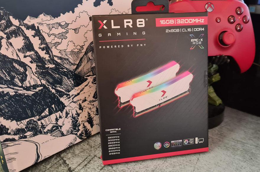 XLR8 Gaming DDR4 16GB 3200MHz Memory Review