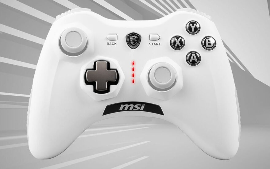 MSI Force GC30 V2 White Multi-Format Controller Review
